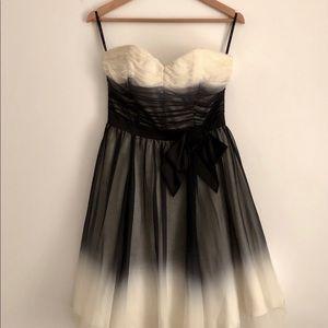 Vintage Betsey Johnson ombré Evening Gown